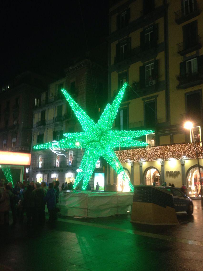 Christmas in Naples Italy Natale, Napoli