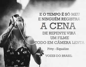 a musica equalize da pitty