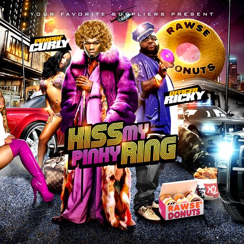 50 Cent & Rick Ross Hilarious Mixtape Cover. | Music Lovers ...