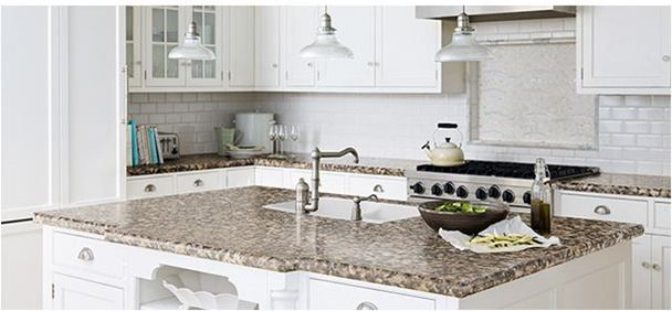 wilsonart laminate kitchen countertops. This Kitchen Features Wilsonart® HD® High Definition® Laminate Countertops In Florence Gold, And A Crescent Decorative Edge Double Equal HD Wilsonart R
