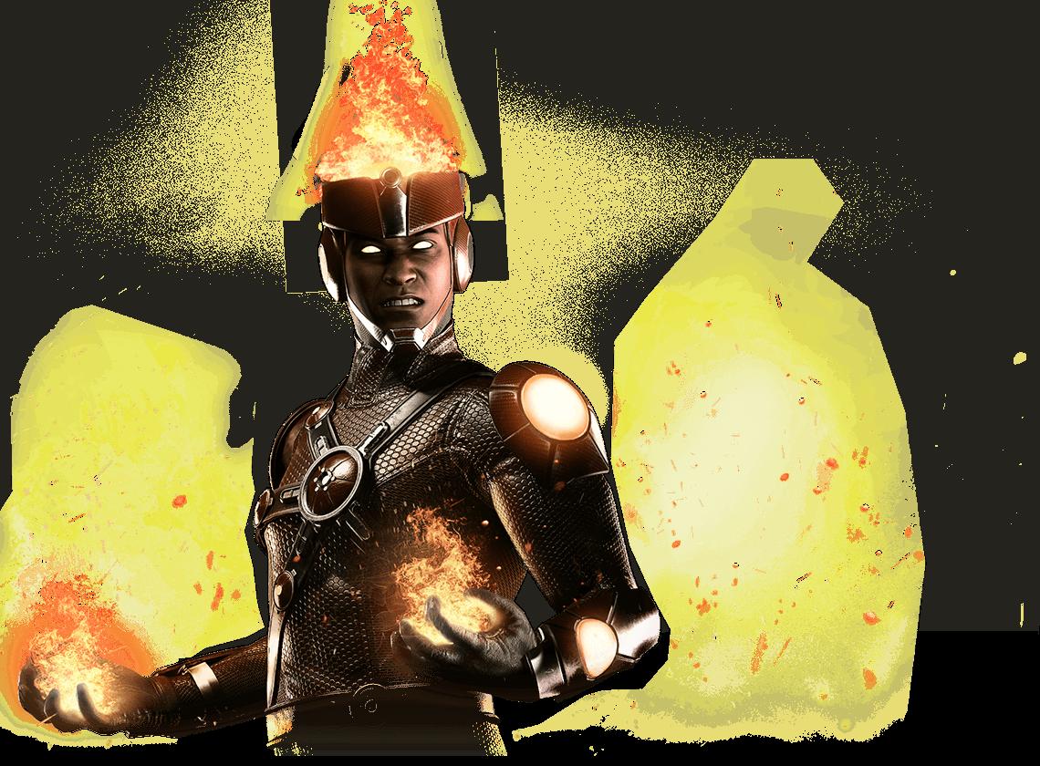 Firestorm Injustice 2 Dinah Laurel Lance Injustice 2 Supergirl And Flash