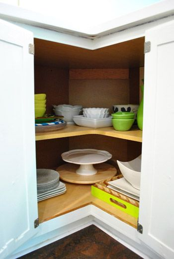 Organizing The Whole House, One Cabinet At A Time | Kitchen ... on