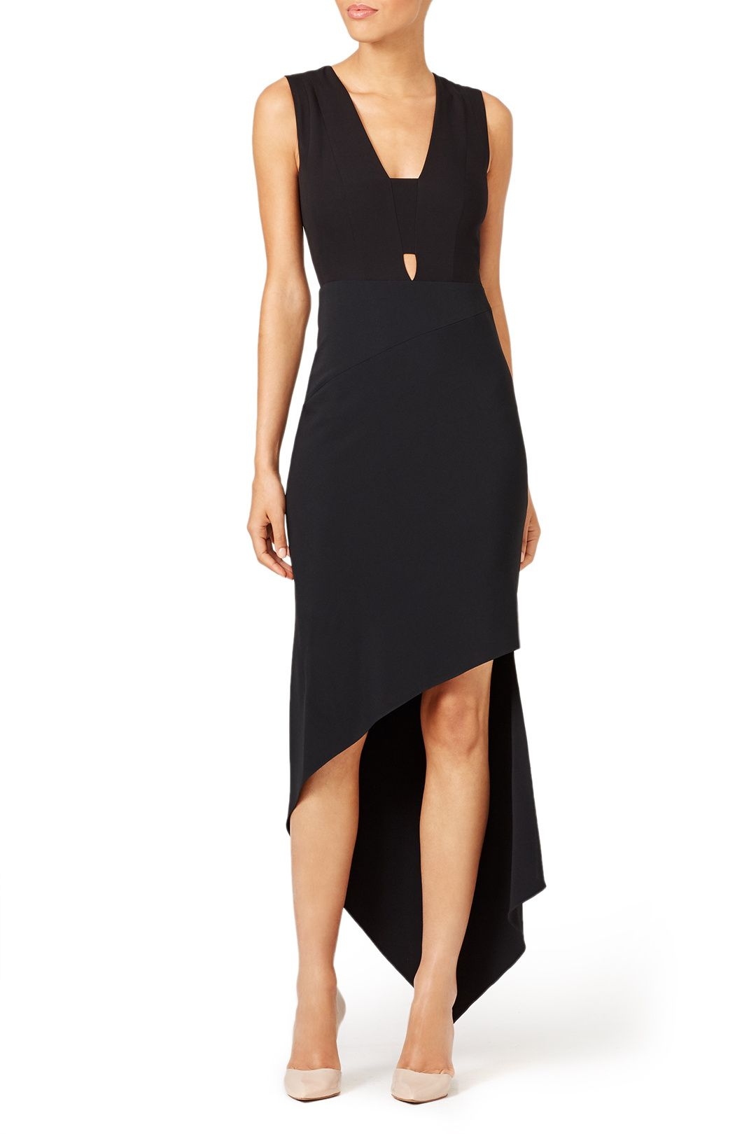 Black tie gown by narciso rodriguez for 275 rent the