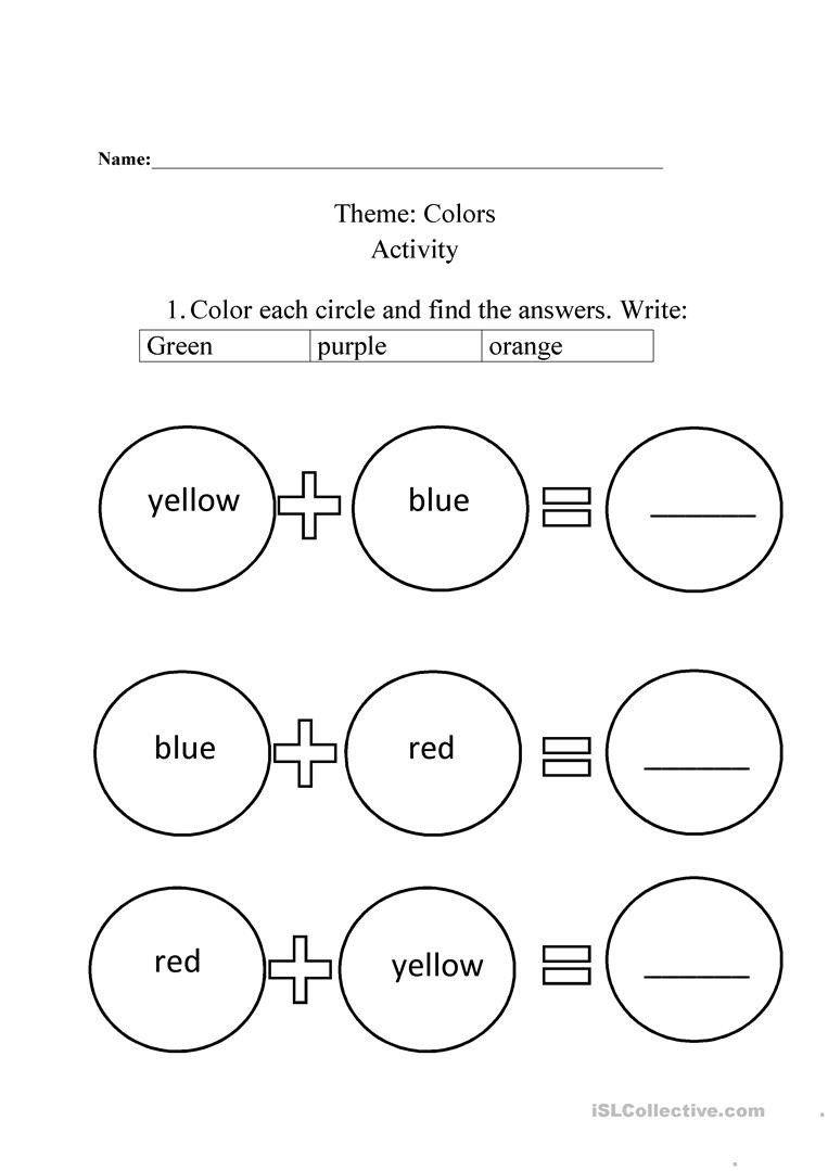 Color Mixing Worksheet Preschool Mke Block Chain Guide Mixing Colors For Preschoolers Les In 2020 Preschool Worksheets Color Activities Letter Worksheets For Preschool