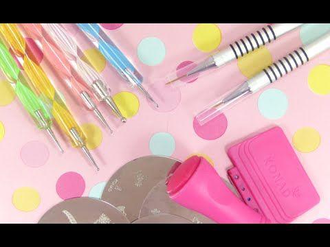 DIY : ♥ Herramientas caseras para decorar Uñas ♥ - YouTube
