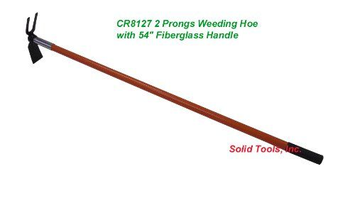 Weeding Hoe With 2 Prong Cultivator Check Out The Image By