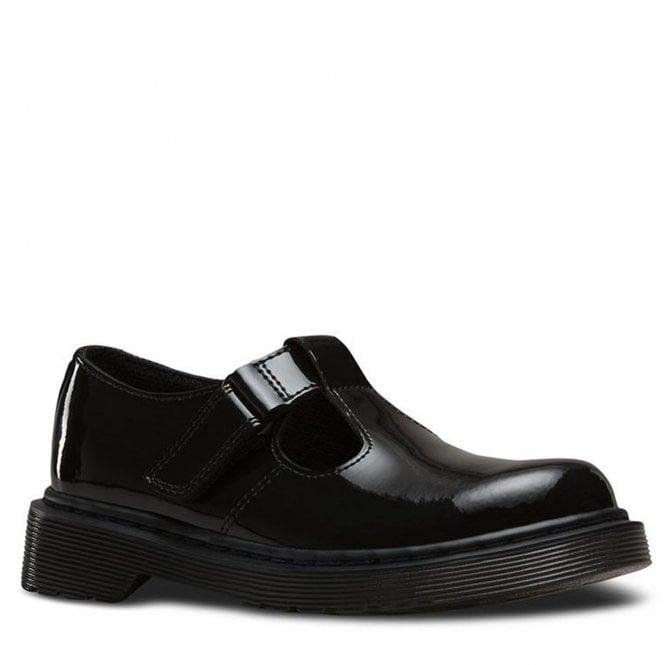 Black patent shoes, Kid shoes, Patent shoes
