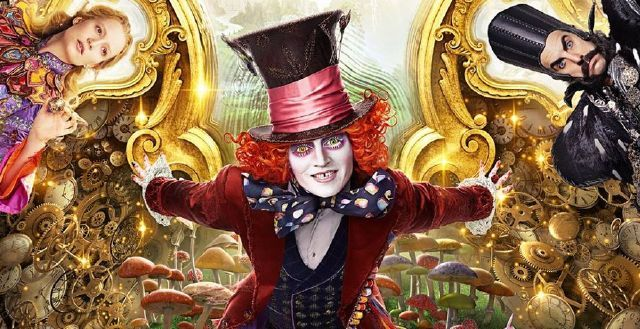 alice in wonderland through the looking glass 2016 - Google Search