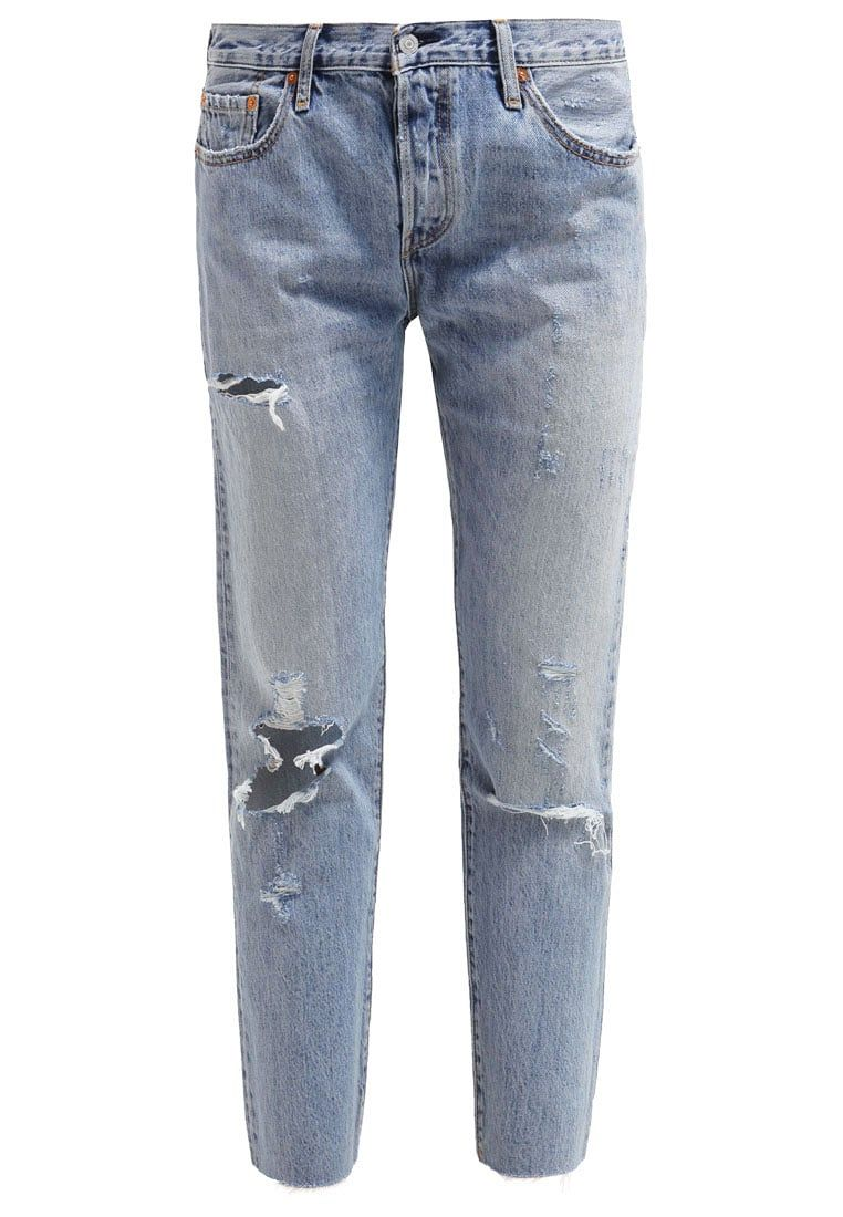 3ef286eb Levi's® 501 CT - Relaxed fit jeans - time gone by for £115.00 (17/05/16)  with free delivery at Zalando