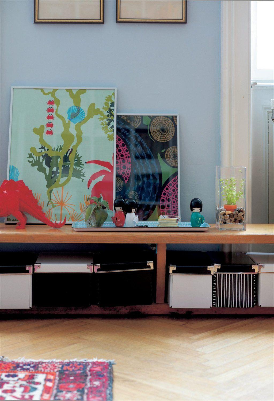 'La mia combinazione di moderno e rétro′ | IKEA Magazine