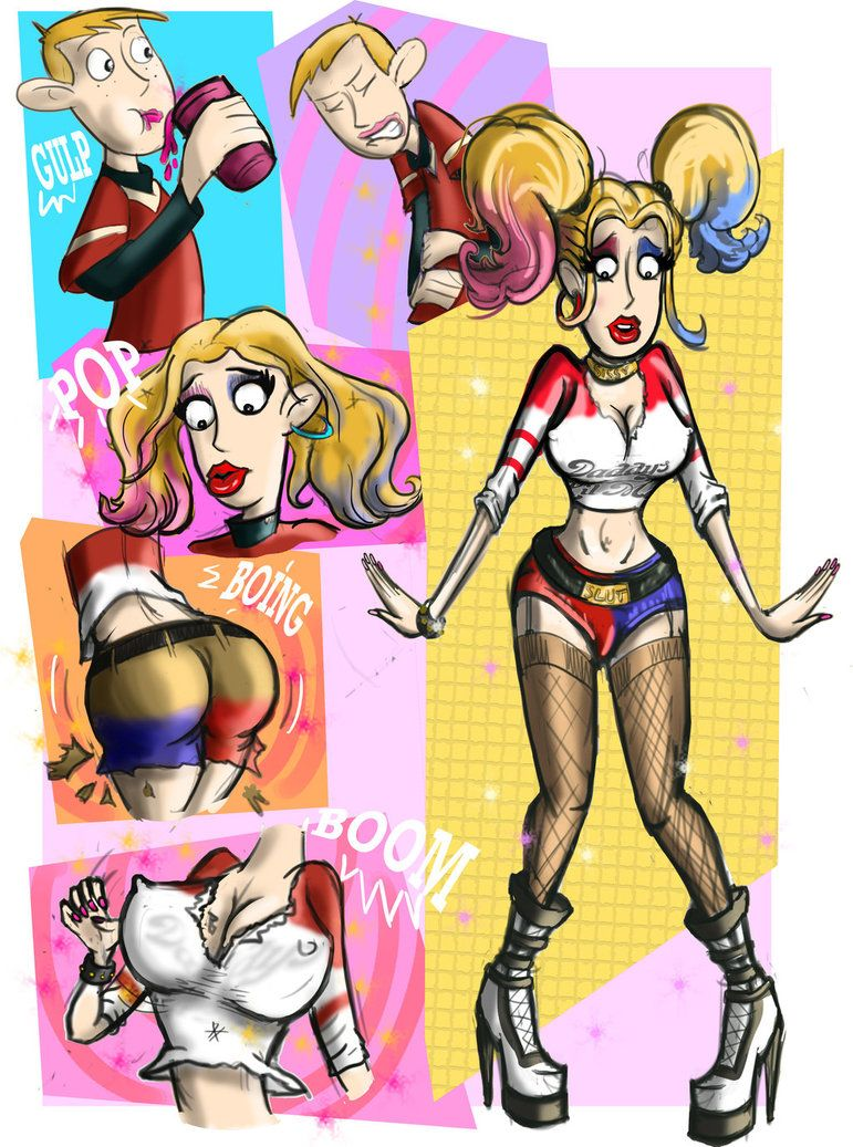 Ryan Part 2 >> Harley Quinn Ron by Nice-ass91 on DeviantArt | Toons | Pinterest | Harley quinn, Nice and Boyfriends