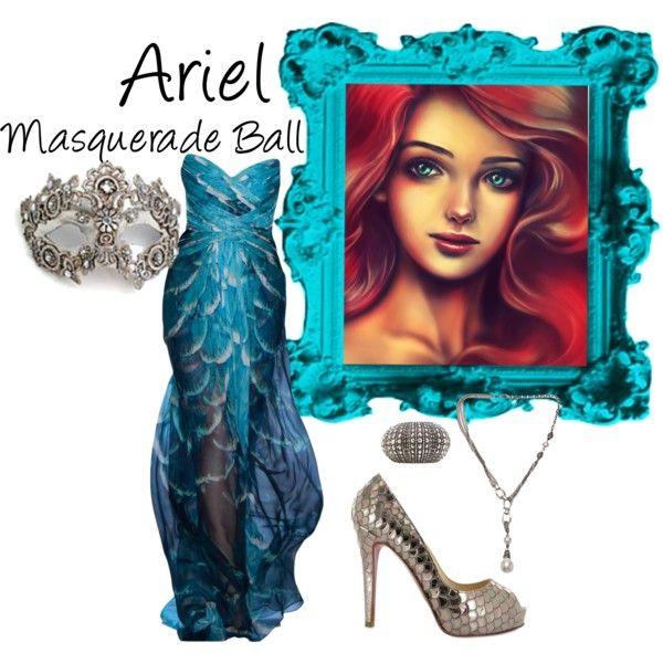 Ariel (Masquerade Ball)