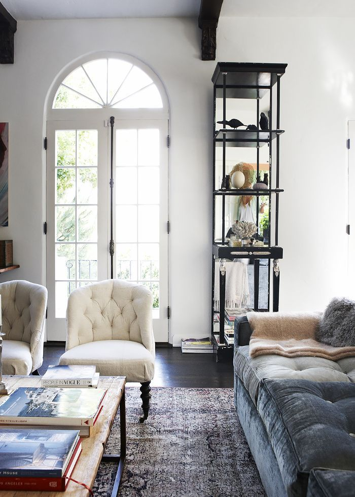 This 1920s Spanish Colonial Home Is Vintage Eclectic Done Right ...