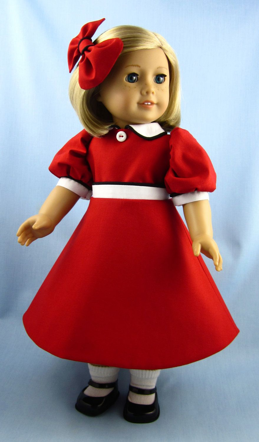 """""""Annie"""" Dress to fit American Girl Doll American Girl"""