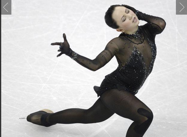 Elizaveta Tuktamysheva(Russia) : World Figure Skating Championships 2013 in London(CANADA)