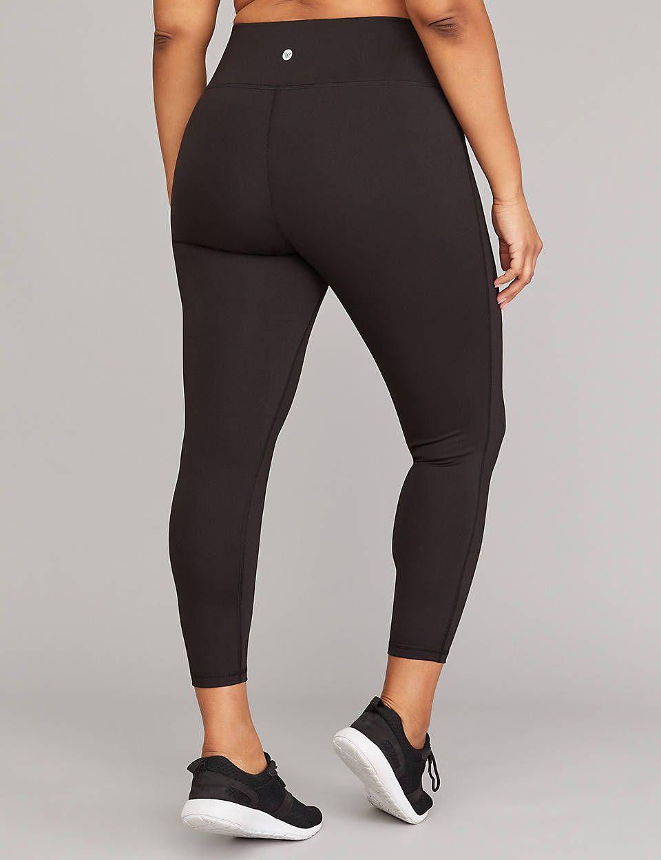 d8e7e789d9 Wicking Active Legging | Lane Bryant | Sales | Leggings are not ...