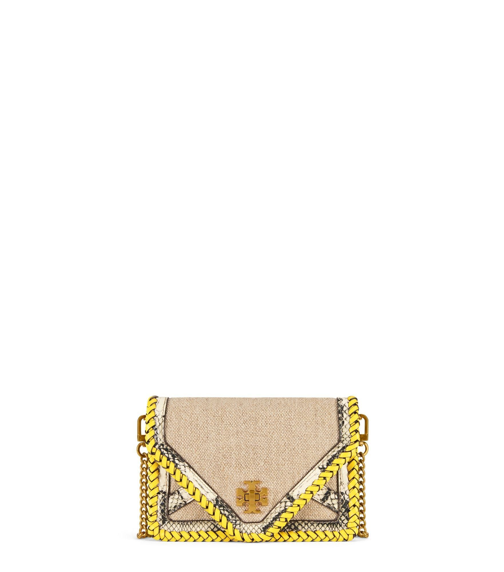 Kira Braided Canvas Mini Cross Body By Tory Burch Shoes Bags Fleming Convert Medium Visit To Shop For And More Womens View All Find Designer Handbags Clothing Of This Seasons