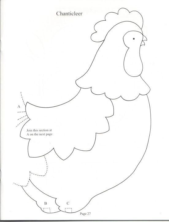 Pin von sylvie L auf poules | Pinterest | Hühner, Ausmalbilder und ...