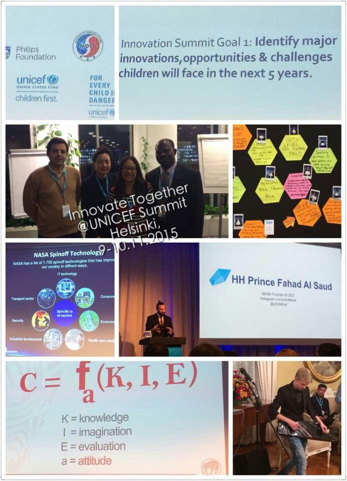 유니세프 주관 청소년과 어린이를 위한 글로벌 혁신 정상회의(ITU & UNICEF's Global ...