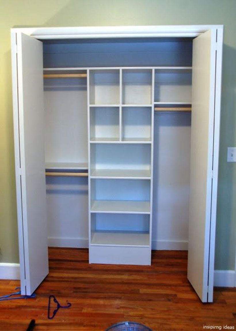 40 Genius Small Closet Ideas Diy Custom Closet Custom Closet Home