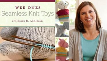 Learn to Knit Online Class: Startup Library | Bluprint