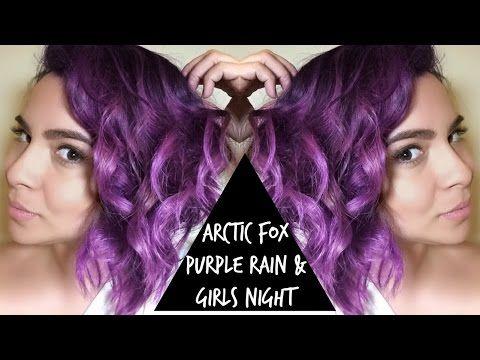 932265ca3840e5 ARCTIC FOX PURPLE RAIN & GIRLS NIGHT REVIEW - YouTube | Mane Likes ...