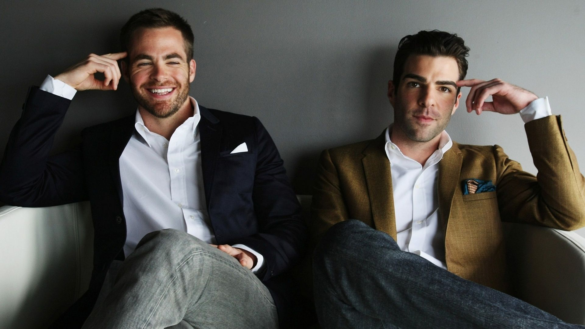 zachary quinto dating chris pine