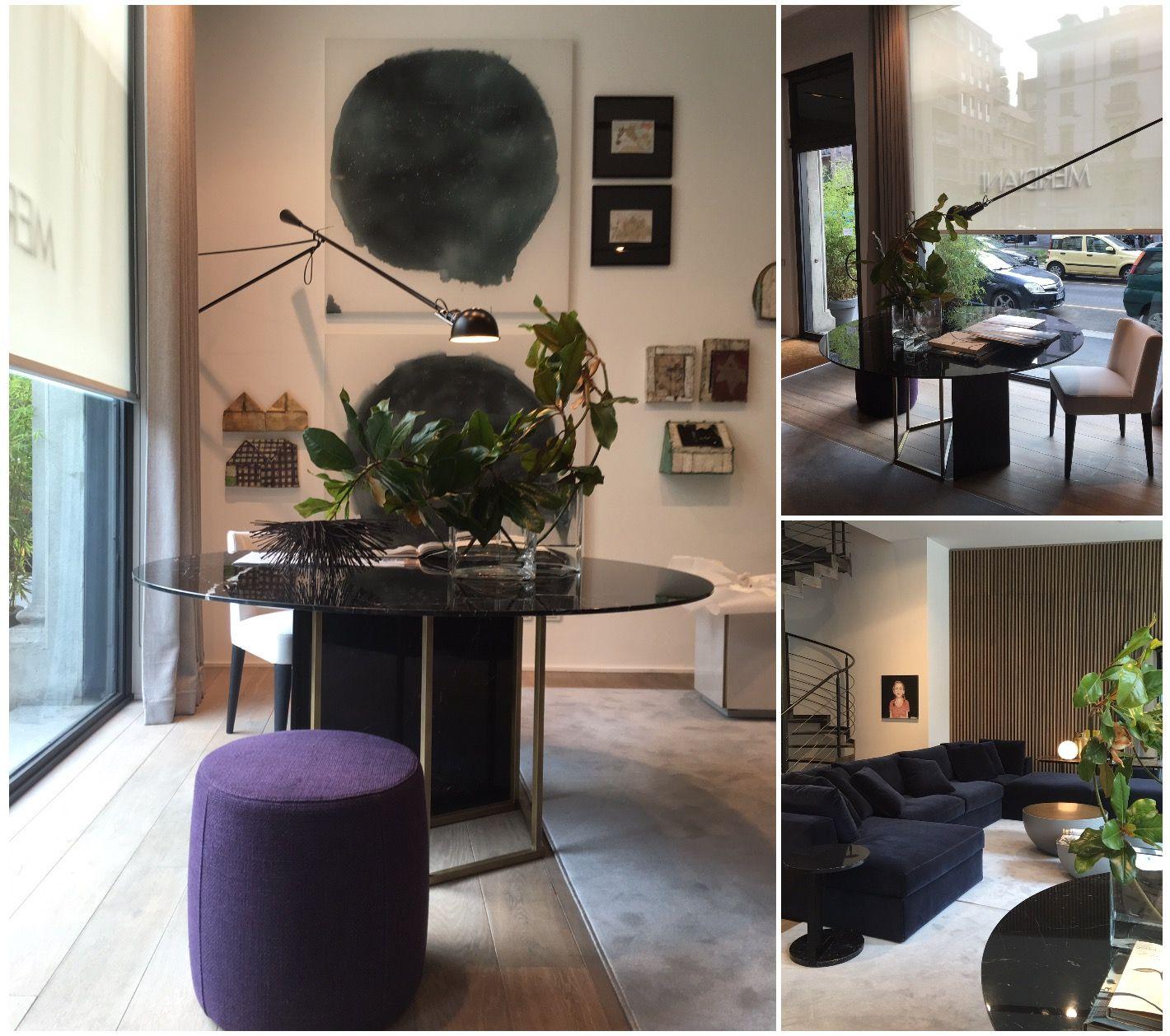 Tavolo plinto divano luis design andrea parisio per meridiani andrea parisio pinterest - Tavolo per divano ...