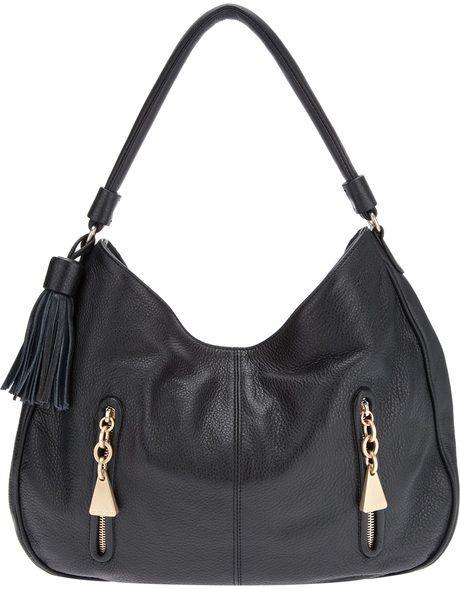 5f02f2d7b52 See By Chloé Black Hobo Bag | Purses!! Hobo bag | Bags, See by chloe ...
