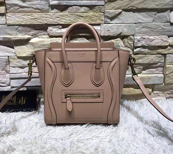 b70243286 celine nano nude | Bags • | Celine nano luggage, Nude bags, Celine