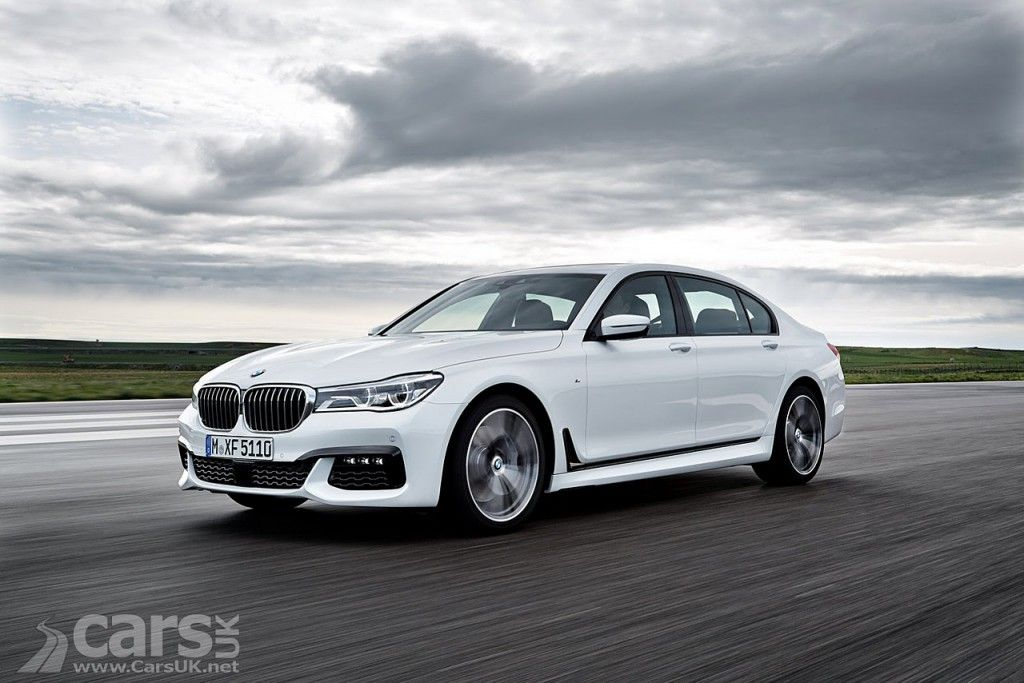 2016 Bmw 7 Series Officially Revealed Price From 64 530 Bmw