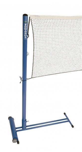 Vermont Badminton Posts Net Freestanding Badminton Badminton Nets At Home Gym