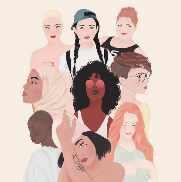 "《Happy International Women's Day to all the amazing, motivated, and strong women out there ""Do not wait for someone else to come and speak for you. It's you who can change the world."" —Malala Yousafzai》"