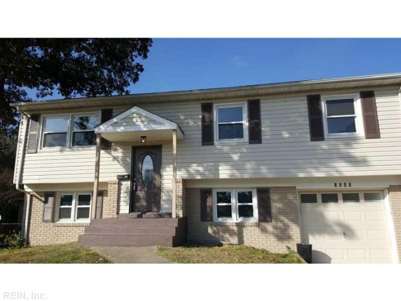 Home for Sale at 3040 Bow Creek Blvd, Virginia Beach, Virginia 23452 - $255,000