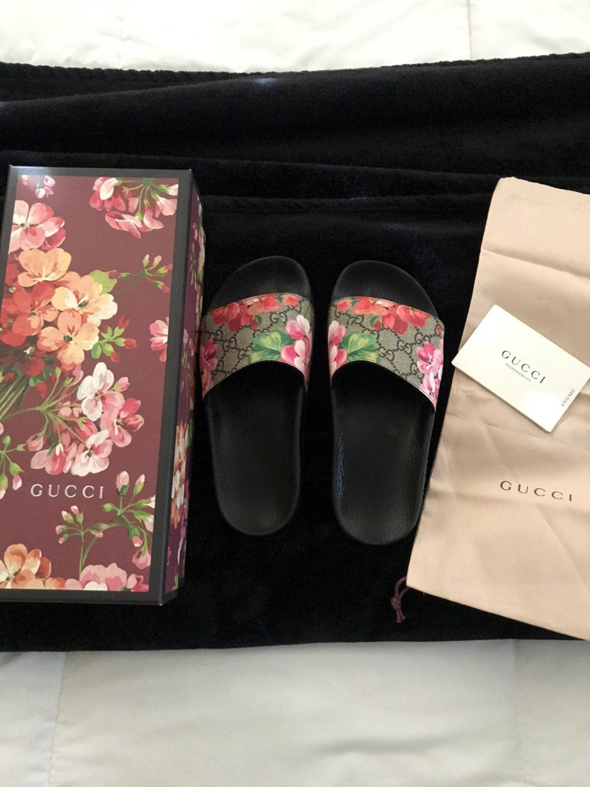 Gucci slides women, Girls casual shoes