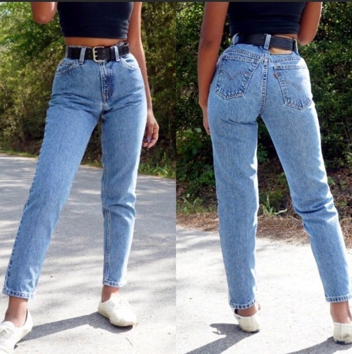 Vintage Levi S Mom Jeans In 2020 Mom Jeans Outfit Levi Jeans Women Jeans Outfit Women