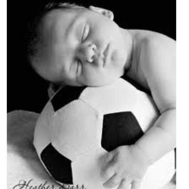 Soccer Pic Baby Boy Soccer Soccer Baby Newborn Photos Boy