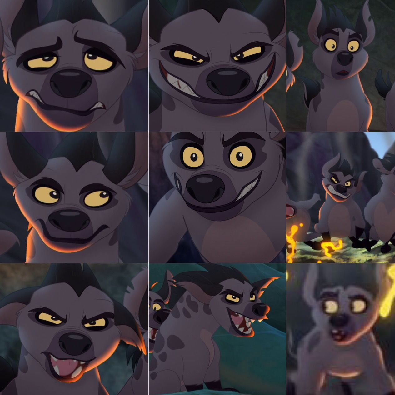 Epic faces by on deviantart