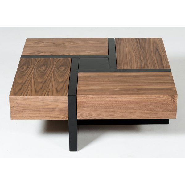 Lipscomb Makai Coffee Table With Storage Table Basse Table