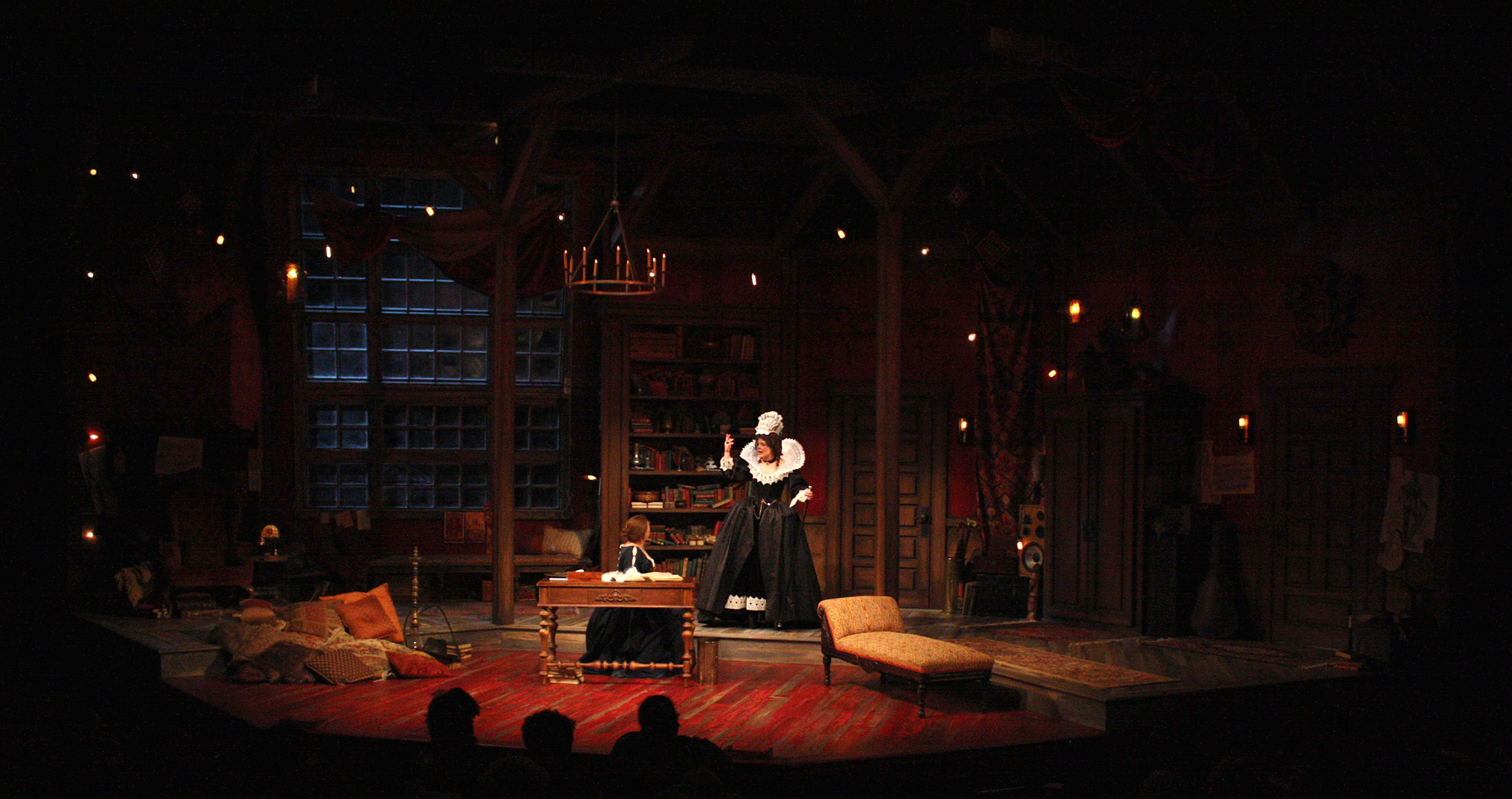 Or by Liz Duffy Adams Round House Theatre Scenic Design