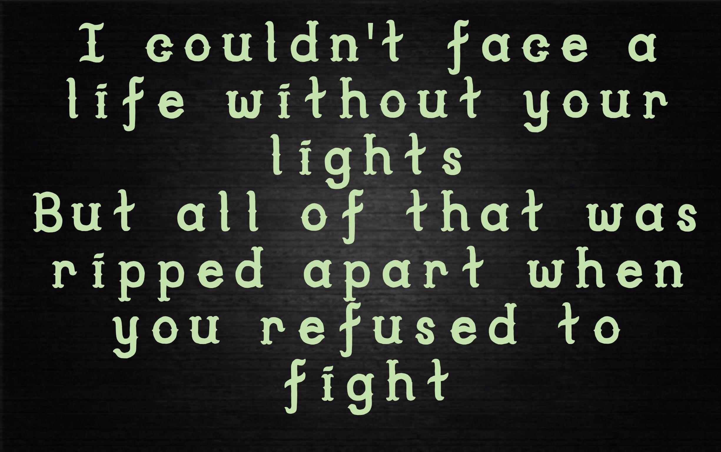 Slipknot snuff lyrics