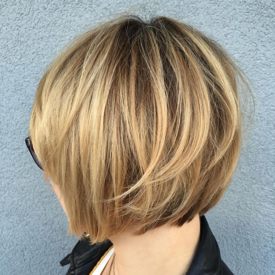 50 medium bob hairstyles for women over 40 in 2019  best