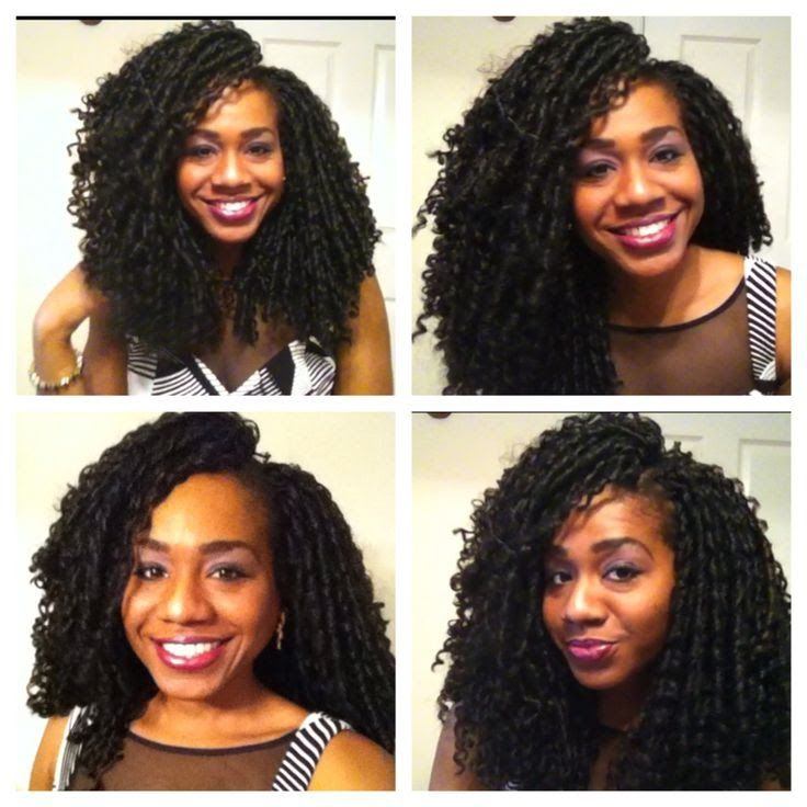 Valentine S Day Look Crochet Braids With Long Biba Soft Dread