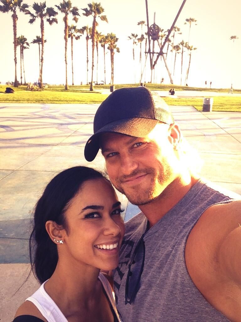 dolph ziggler with aj lee photos | Picture of the Day ...