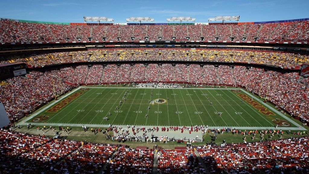 Fedex Field Seating Chart With Rows Di 2020
