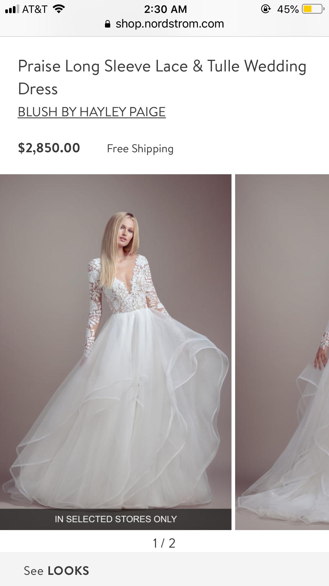9b69e6fb6 Pin by Lizzy Guglielmi on Dream Wedding in 2019 | Wedding dresses, Dream  wedding, Wedding
