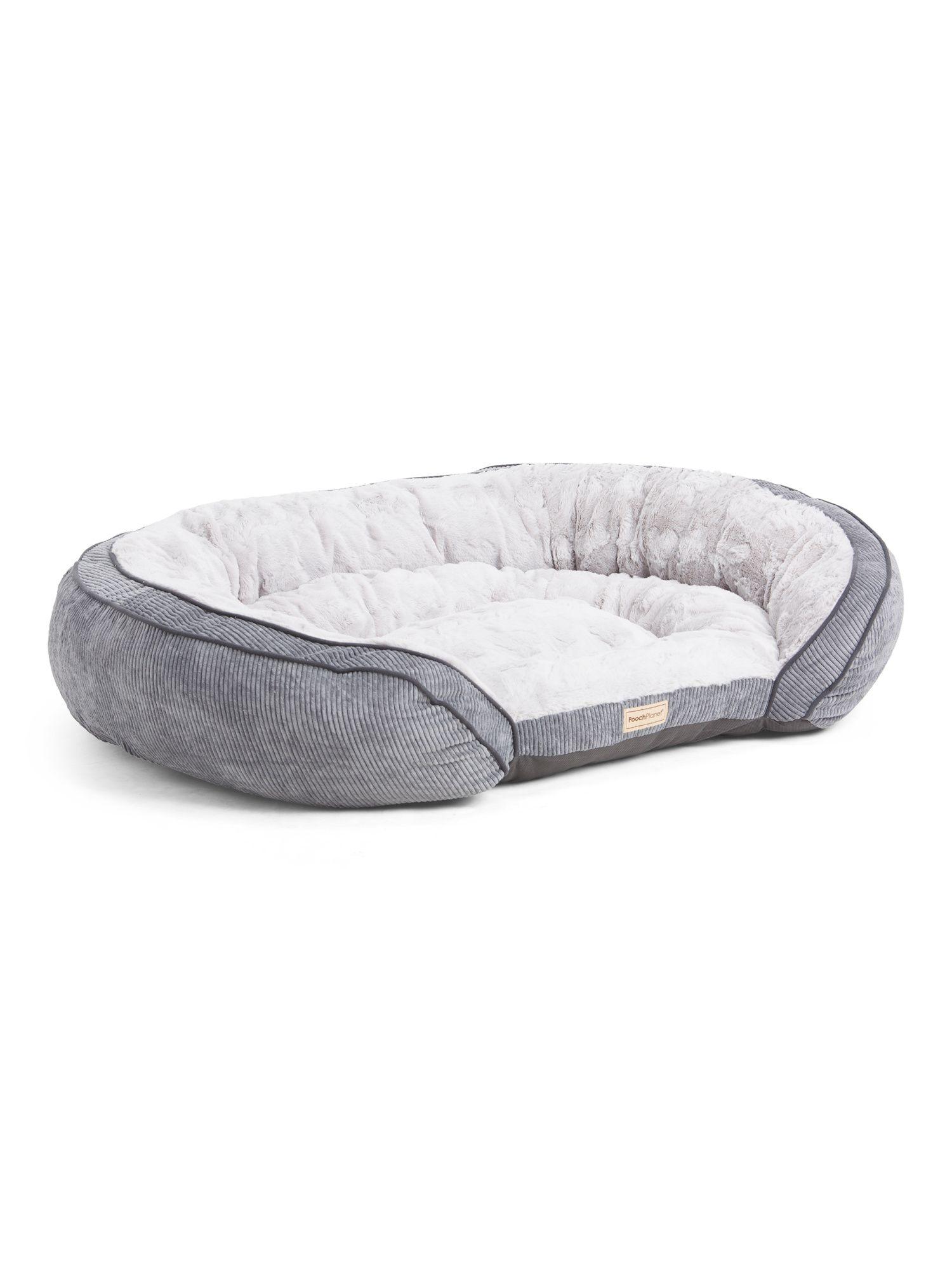 Grand Comfort Memory Foam Dog Bed Dog bed, Memory foam