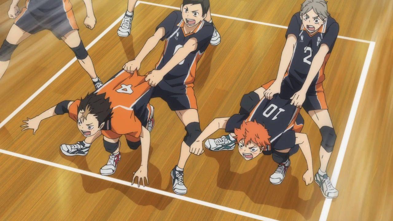 Haikyuu Season 2 22 Lost In Anime Haikyuu Haikyuu Anime Haikyuu Karasuno