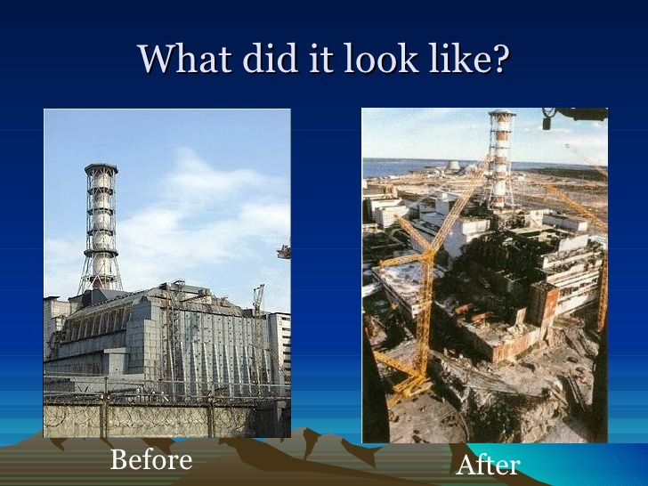 Chernobyl 28 Years Later Before During And After The Chernobyl