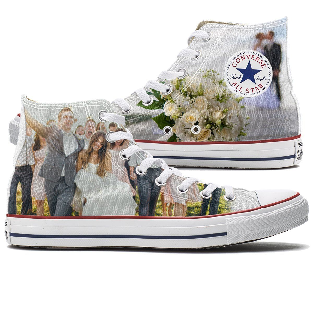 d762f85ae2eb Custom Converse Wedding Shoes